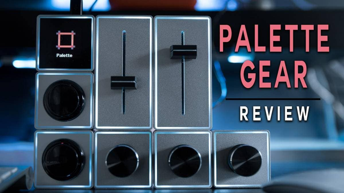 Palette Gear Review: An Amazing Tool For Faster Workflows