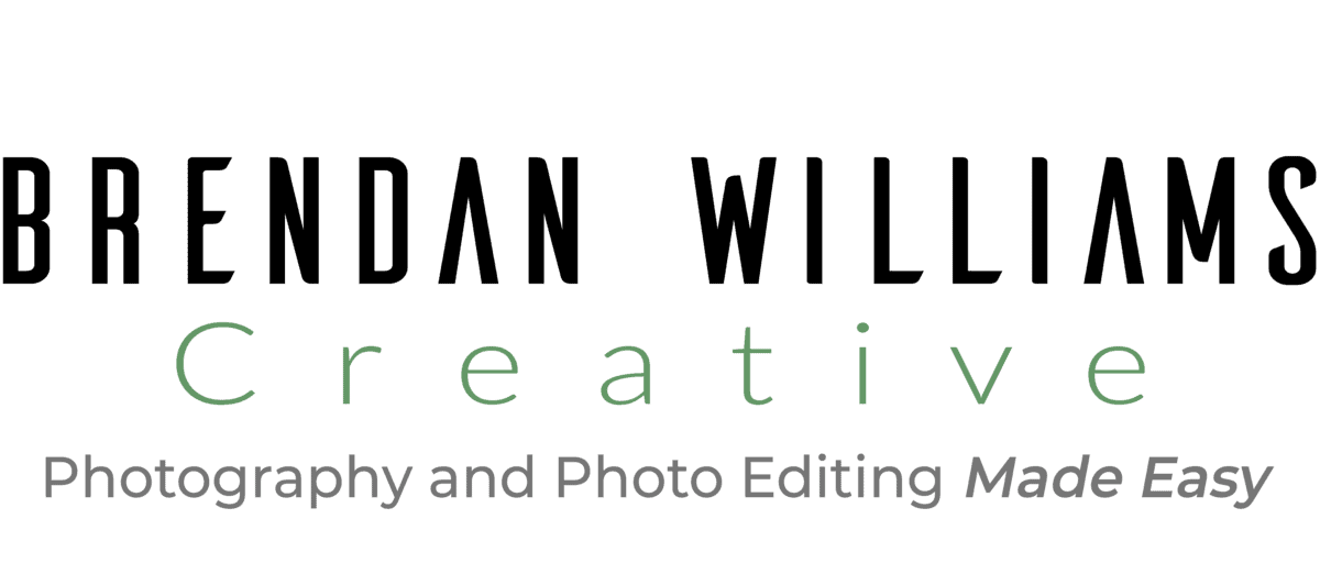 Brendan Williams Photography Logo