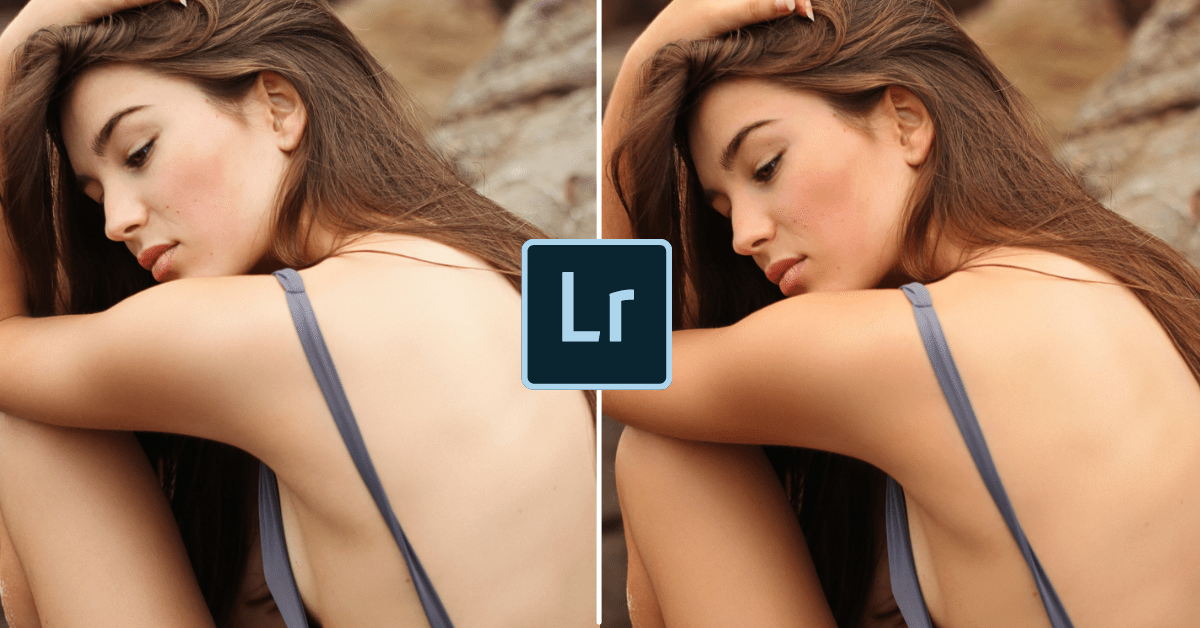 How To Make Yourself Look Tan In Lightroom