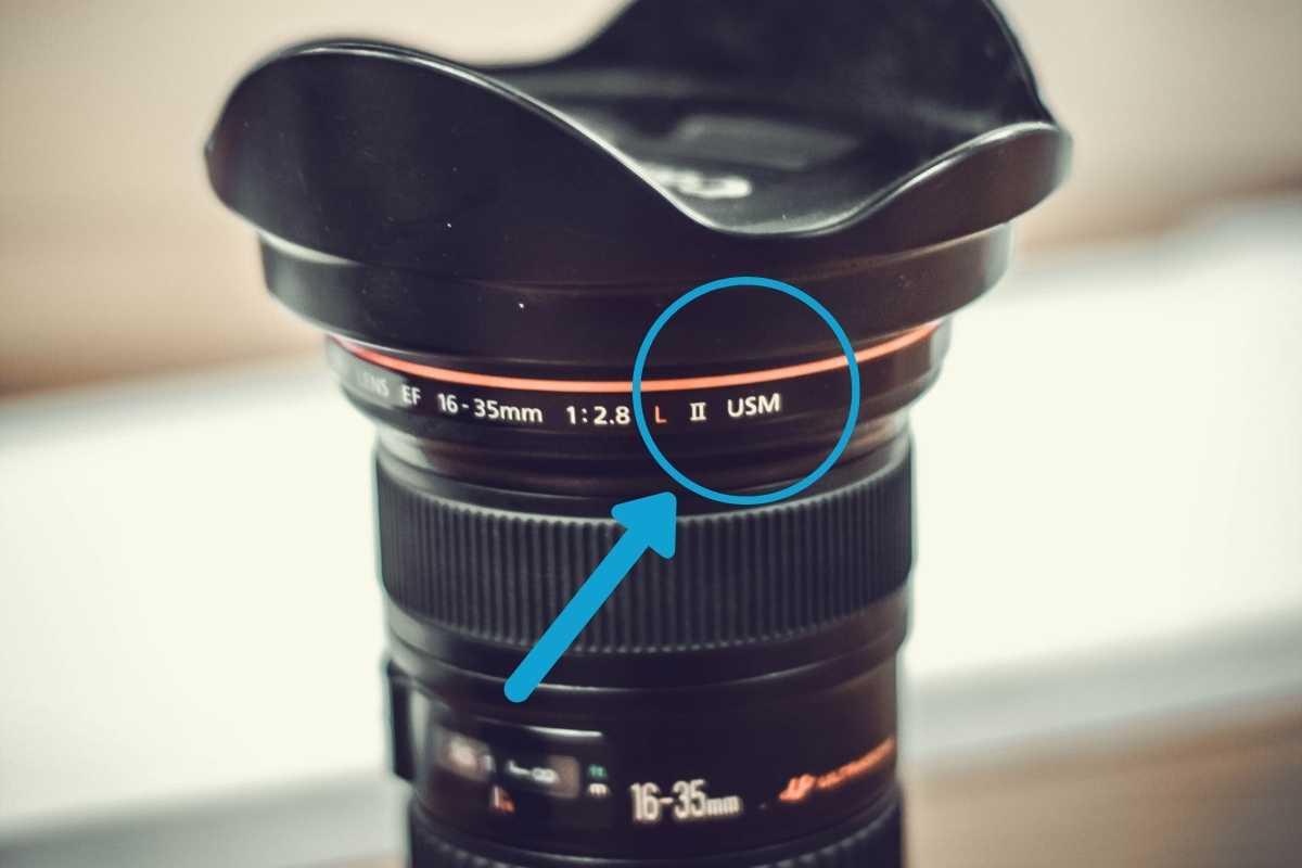 Canon USM Lens